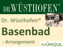 Dr.Wüsthofen® Basen-Bad Arrangements
