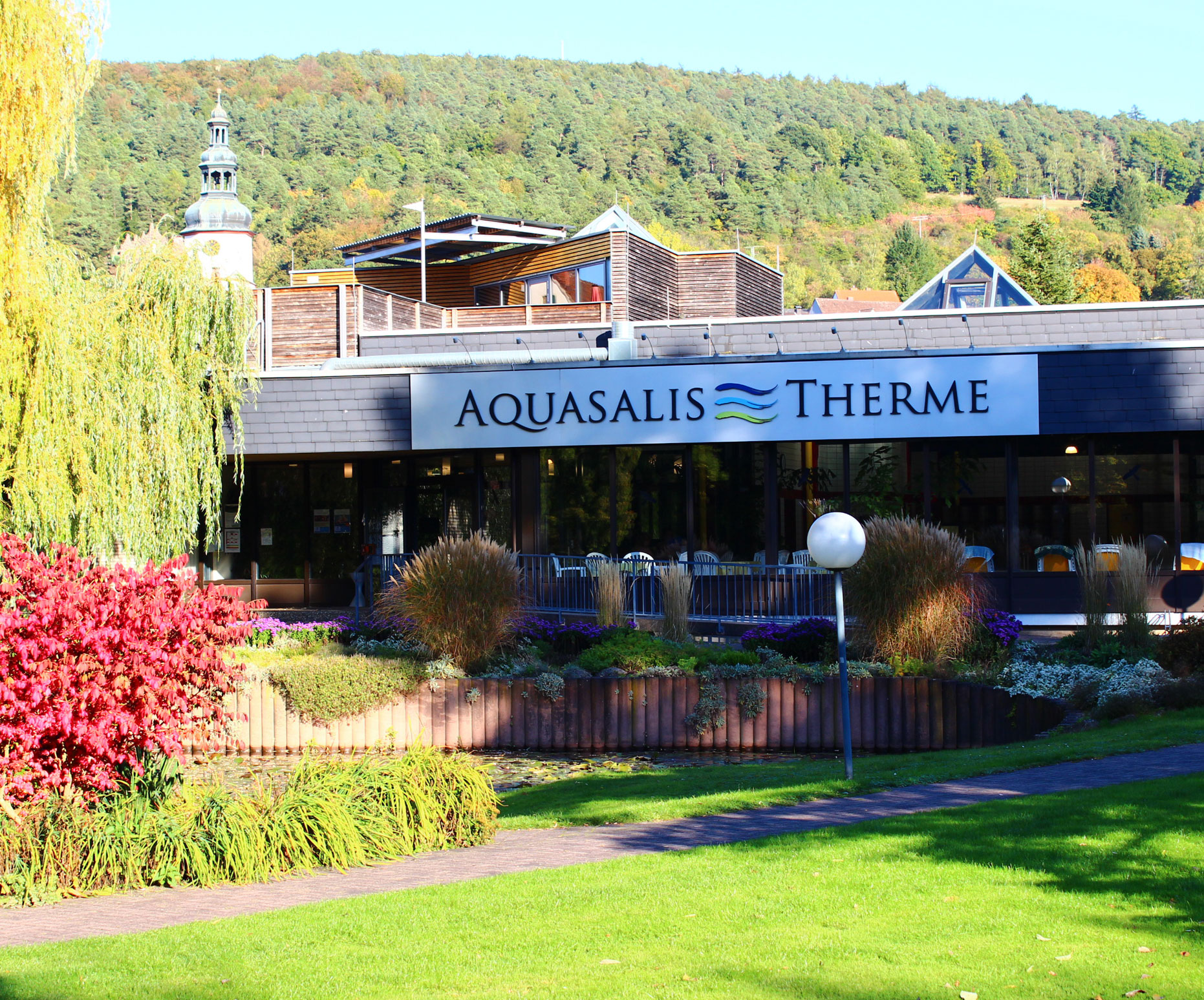 Aquasalis-Therme Bad Salzschlirf